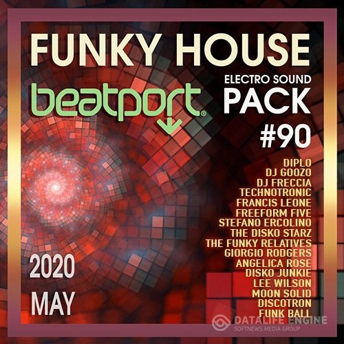 Beatport Funky House: Sound Pack #90 (2020)