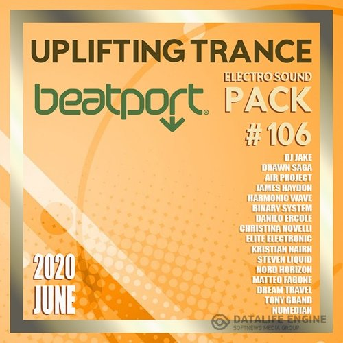 Beatport Uplifting Trance: Sound Pack #106 (2020)