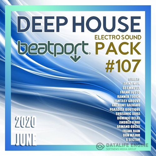 Beatport Deep House: Electro Sound Pack #107 (2020)