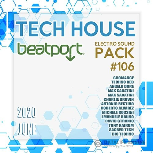 Beatport Tech House: Electro Sound Pack #106\1 (2020)