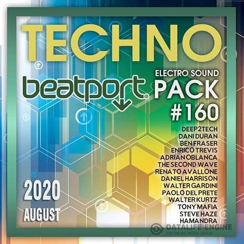 Beatport Techno: Electro Sound Pack #160 (2020)