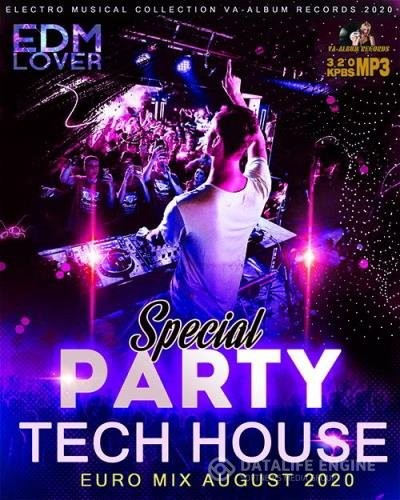 Special Party Tech House (2020)