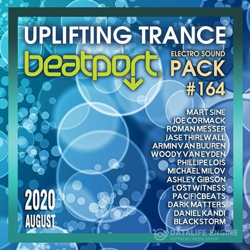 Beatport Uplifting Trance: Electro Sound Pack #164 (2020)