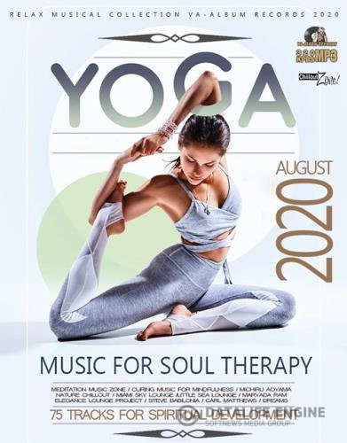 Music For Soul Therapy (2020)