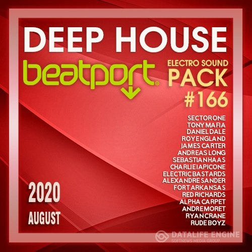 Beatport Deep House: Electro Sound Pack #166 (2020)
