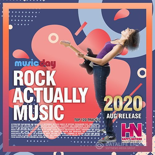 Rock Actually Music (2020)