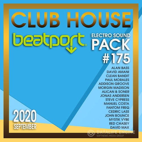 Beatport Club House: Electro Sound Pack #175 (2020)