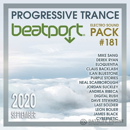 Beatport Progressive Trance: Electro Sound Pack #181 (2020)