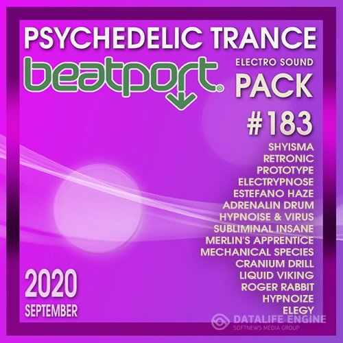 Beatport Psy Trance: Electro Sound Pack #183 (2020)