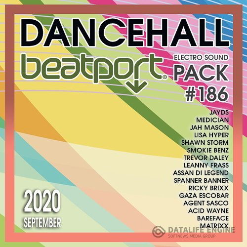 Beatport Dancehall: Sound Pack #186 (2020)
