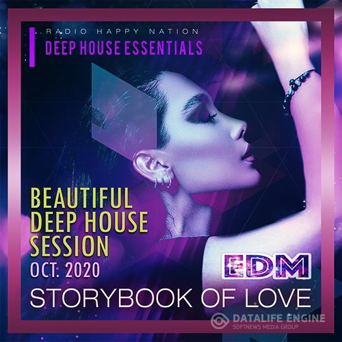 Storybook Of Love:  Beautiful Deep House (2020)