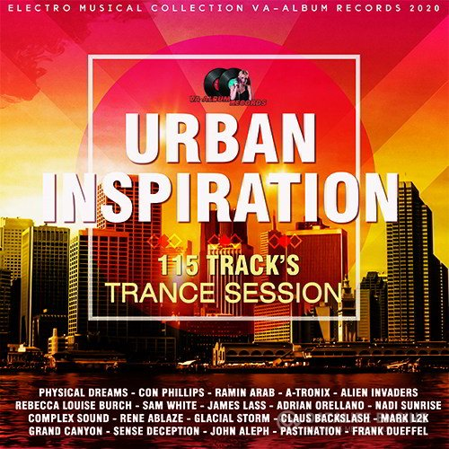 Urban Inspiration: Trance Session (2020)
