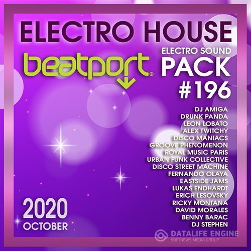 Beatport Electro House: Sound Pack #196 (2020)