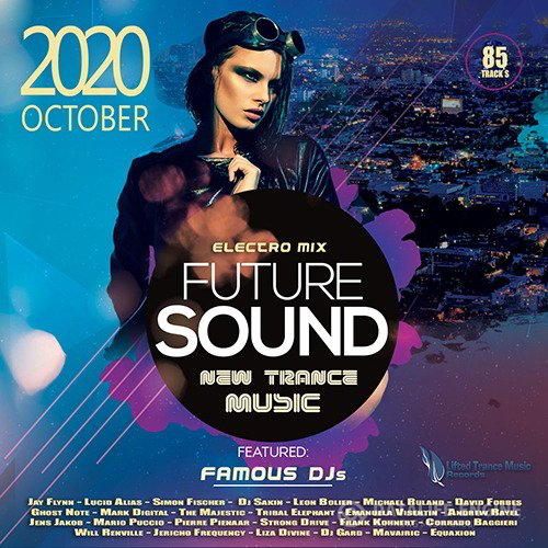 Future Sound: New Trance Music (2020)