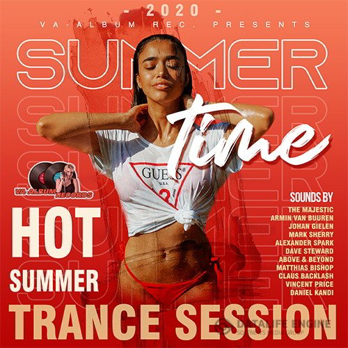 Summer Time: Hot Trance Session (2020)