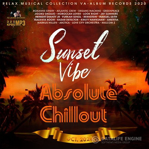 Sunset Vibe: Absolute Chillout (2020)