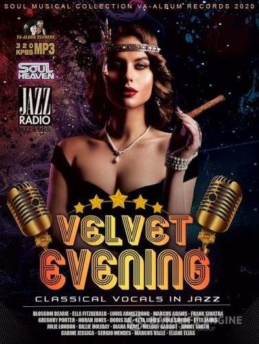 Velvet Evening: Classical Vocals In Jazz (2020)