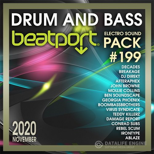 Beatport Drum And Bass: Electro Sound Pack #199 (2020)