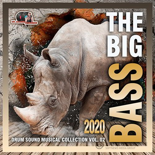 The Big Bass:Drum Sound Vol. 02 (2020)