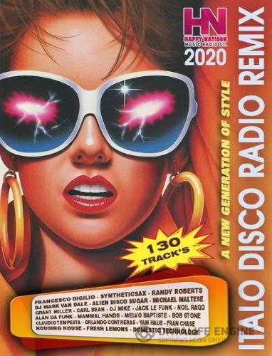 Italo Disco: HN Radio Remix (2020)