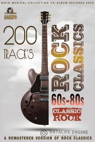 Rock Classics 60s-80s: Remastered Version (2020)