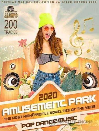 Amusement Park: Pop Dance Music (2020)