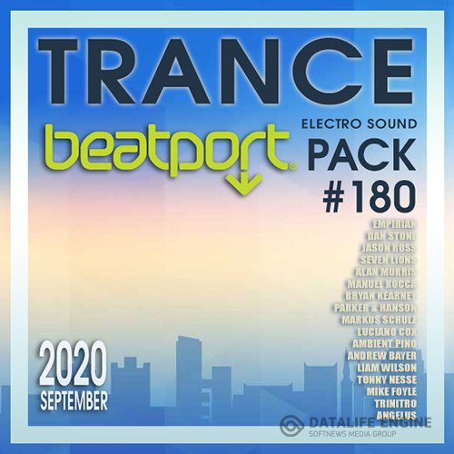 Beatport Trance: Electro Sound Pack #180-1 (2020)