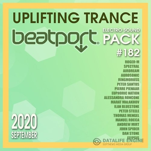 Beatport Uplifting Trance: Sound Pack #182-1 (2021)