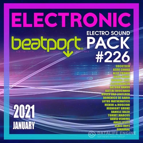 Beatport Electronic: Sound Pack #226 (2021)