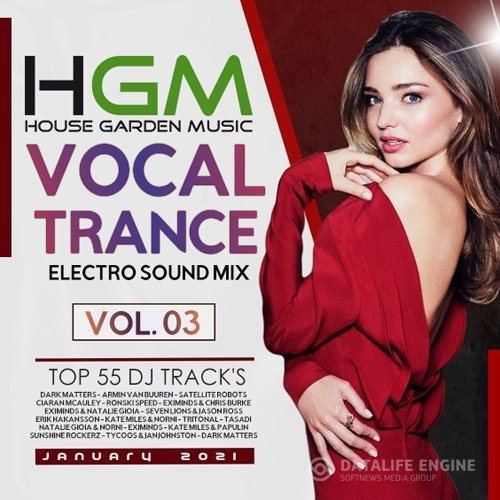 HGM: Vocal Trance Mix Vol.03 (2021)