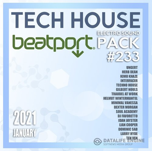 Beatport Tech House: Electro Sound Pack #233 (2021)