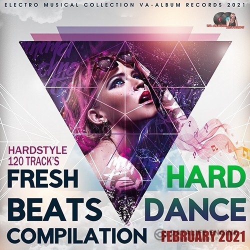Fresh Beats: Hard Dance Compilation (2021)