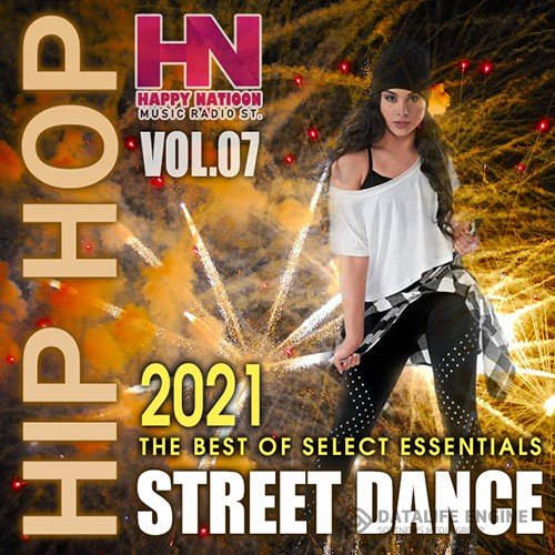 Hip-Hop Street Dance Vol,07 (2021)