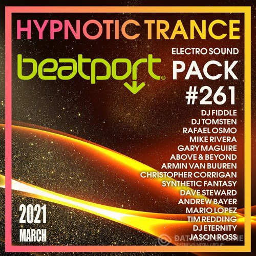 Beatport Hypnotic Trance: Sound Pack #261 (2021)