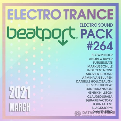 Beatport Trance: Sound Pack #264 (2021)