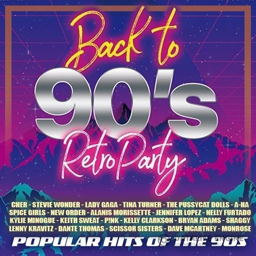 Back To 90s: Popular Retro Party (2021)