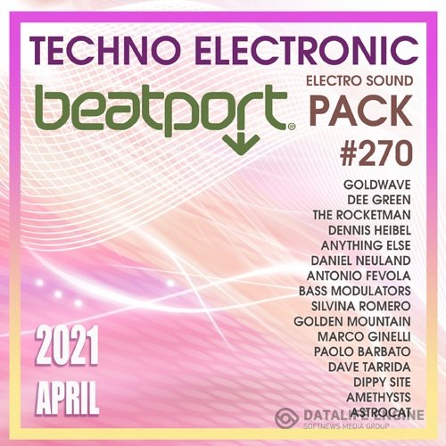 Beatport Techno Electronic: Sound Pack #270 (2021)