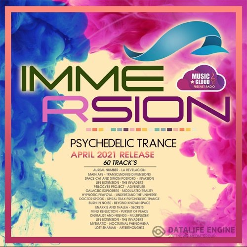 Immersion: Psy Trance (2021)