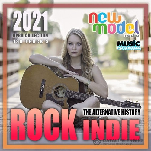 The Alternative History: Rock Indie Music (2021)